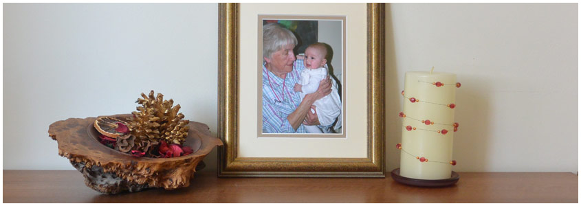 Gold & Silver Photo Frames
