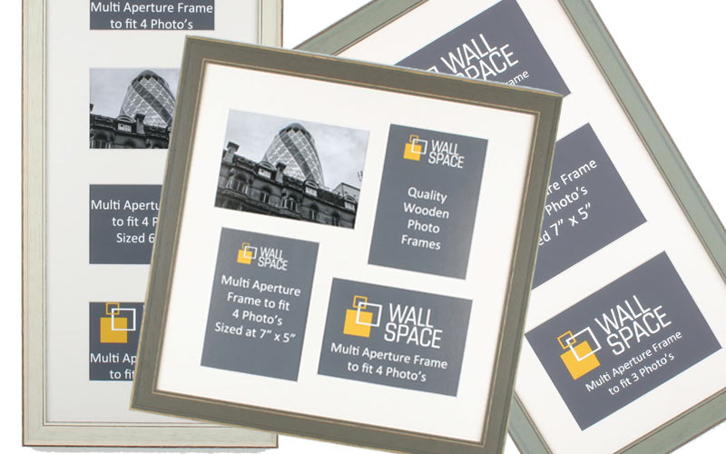 New range of multi aperture frames added